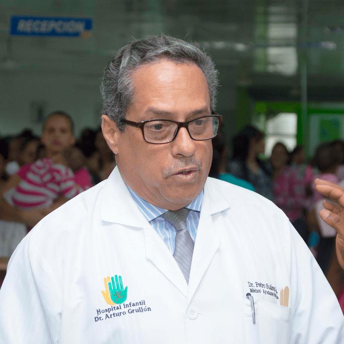 Dr. Pedro Suárez Baba